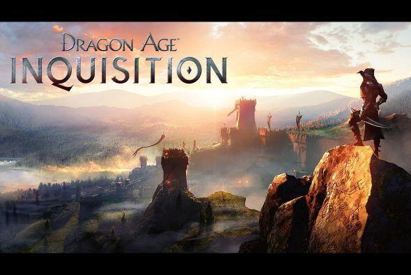 Dragon Age Inquisition. Este juego para Play Station o Xbox llevará a tu...
