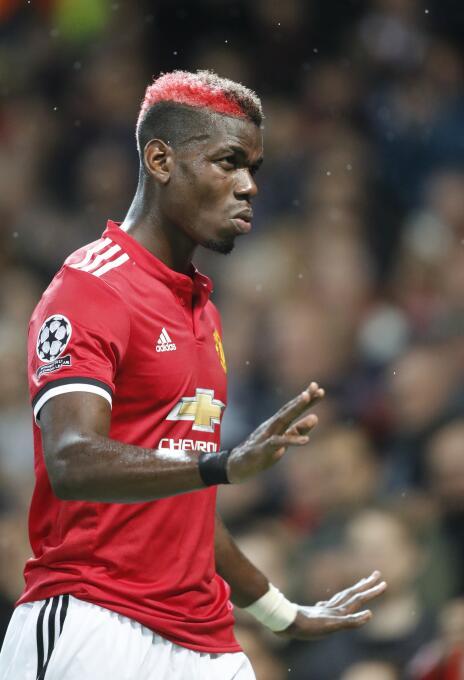 Paul Pogba (Manchester United) - 17 millones de euros