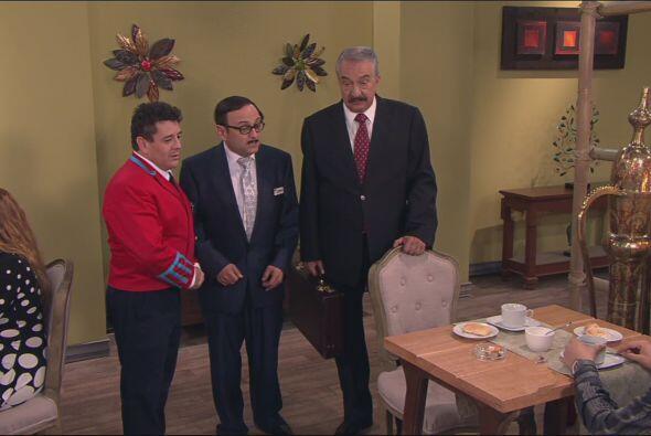 El Lic. Mariano Brajales se sorprendía de todas las cosas que faltaban e...