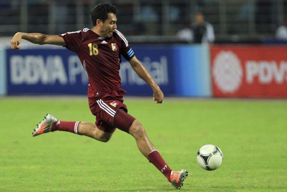 El capitán de la gloriosa Vinotinto y centrocampista del Borussia Mönche...