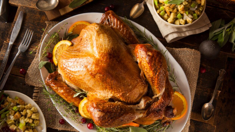 El pavo de Thanksgiving, una entrada a la cocina americana.