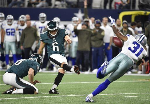 Drama en todo momento se vivió en el juego en que los Eagles derrotaron...