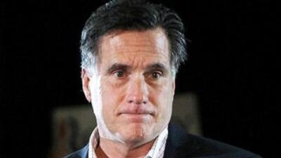 Mitt Romney desaprovecha la oportunidad de figurar ante una plataforma...