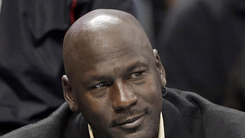Michael Jordan recibió compensación.