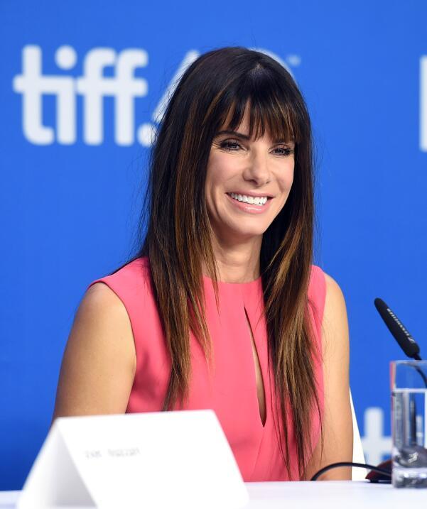 Sandra Bullock en el Festival de Cine de Toronto.