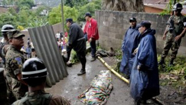 La policía informó del asesinato de cuatro jornaleros en una zona rural...