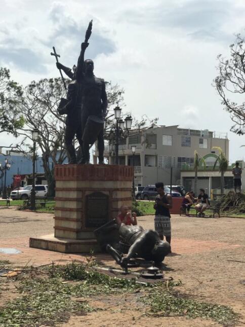 """Así luce Dorado, también llamado el """"Paraíso de Puerto Rico"""",..."""