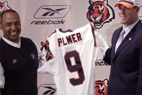 13. Carson Palmer (2003).- Cincinnati Bengals.