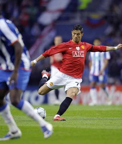 Susto en cuartos de finalEl Oporto de Portugal puso en apuros al Manches...