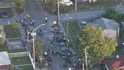 Al menos 7 conductores de motocicletas son arrestados por manejar ilegalmente y fuera de control en las autopistas