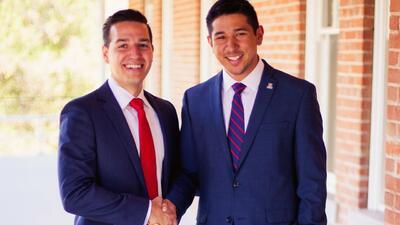 La Universidad de Arizona tiene un nuevo Presidente estudiantil hispano