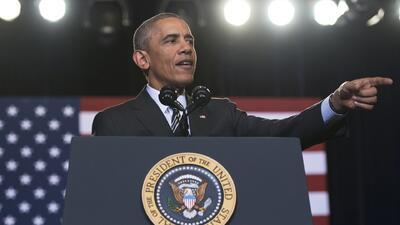 La acción ejecutiva migratoria del Presidente Obama está bajo ataque