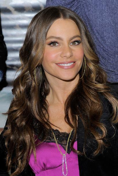 Actualmente Sofía es una de las actrices más poderosas de los Estados Un...