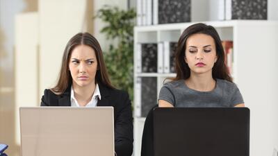 Consejos para alejar envidias en el trabajo