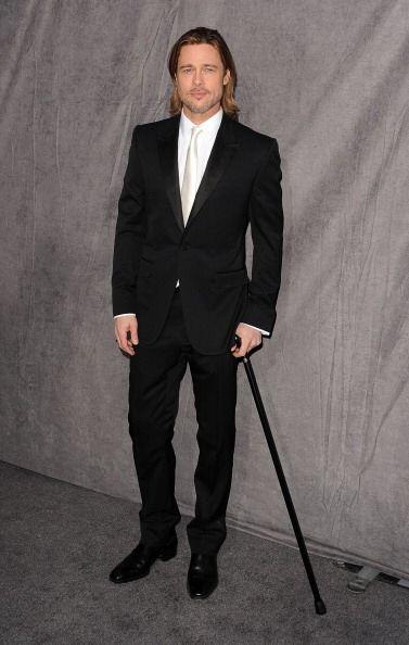 ¡Brad Pitt es un galán con mucho estilo! Si algo sabe este hombre es de...
