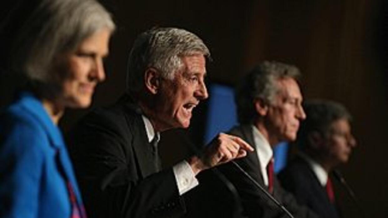 Los candidatos alternativos con toda probabilidad no obtendrán un porcen...