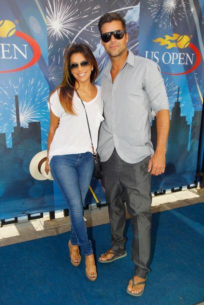 Eva Longoria y Ricky MartinMira aquí lo último en chismes.
