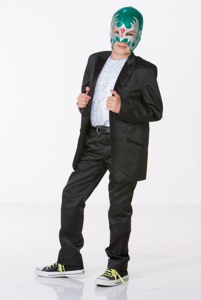 Toñito, cantante de los Súper Peques