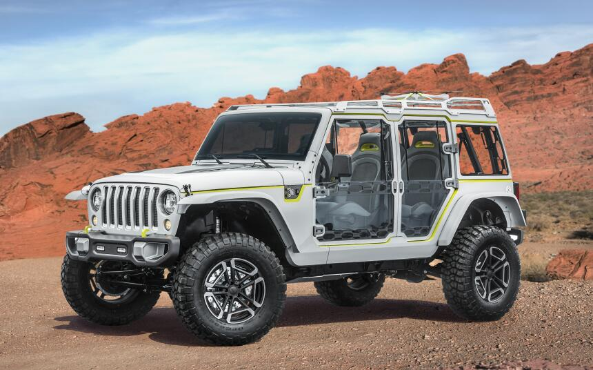 Los conceptos que llegarán el Safari de Pascua Jeep 2017  CN017_006JPgg7...