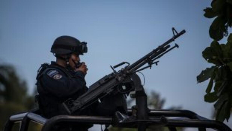 El municipio de Ixtapan de la Sal fue uno de los 13 que tomó la policía...
