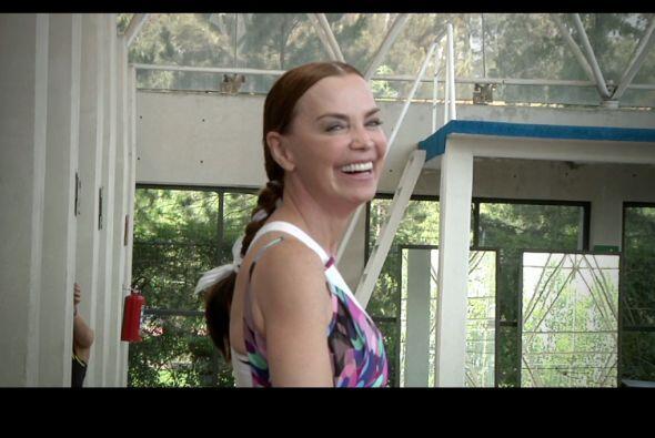 La dulce sonrisa de Gaby Goldsmith ha robado muchos suspiros...