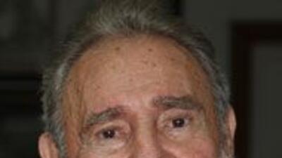 El ex presidente cubabno, Fidel Castro cuestionó la lucha antidrogas de...