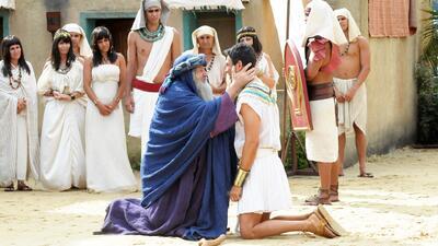 Así fue el gran final de 'José de Egipto'