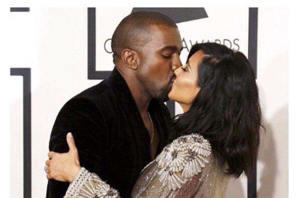 Estas son algunas de las imáganes más románticas que Kim comparte en red...