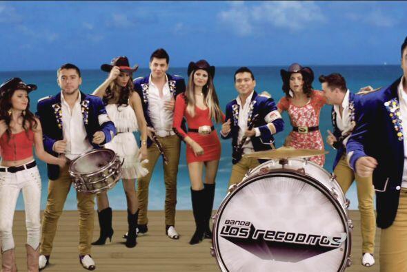 """""""Las Heroínas del Sur"""" disfrutaron de la fama al cantar a dueto con """"Los..."""