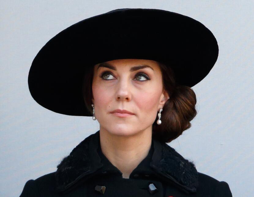 Kate Middelton estrena nuevo corte de pelo
