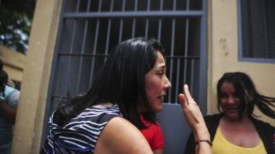 La primera dama de Perú,Nadine Heredia, lamentó el fallecimiento del po...