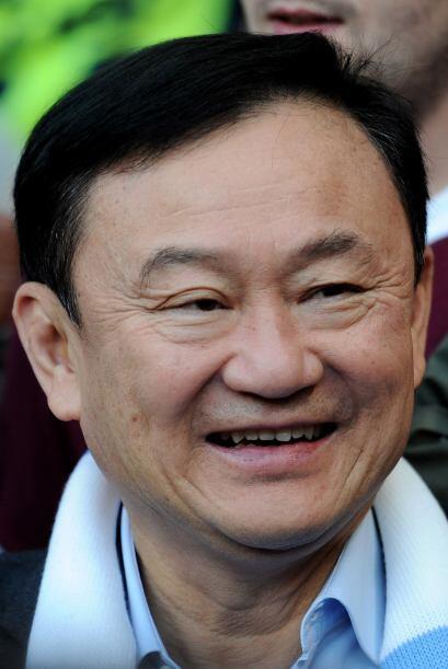 Thaksin Shinawatra, ex primer ministro de Tailandia   Thaksin Shinawatra...