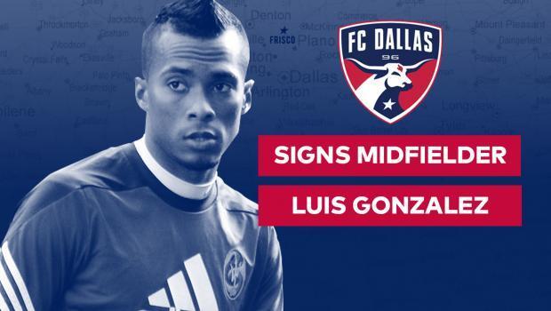 Luis Gonzalez de FC Dallas