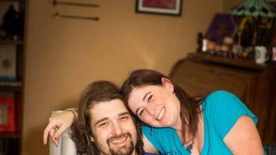Daniel y Ashley Fleetwood
