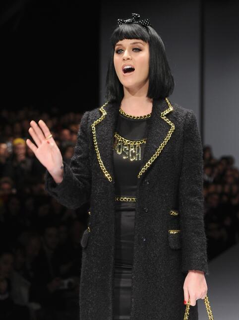 Moschino, el favorito de Katy Perry