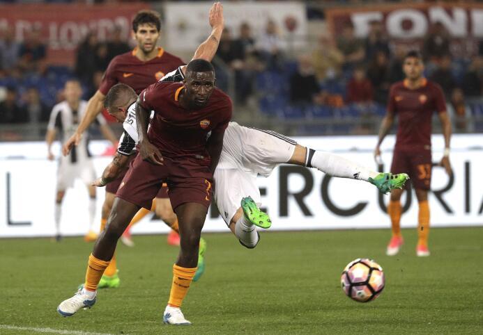 El traspaso de Antonio Rudiger de la Roma al Chelsea parece que se ha co...