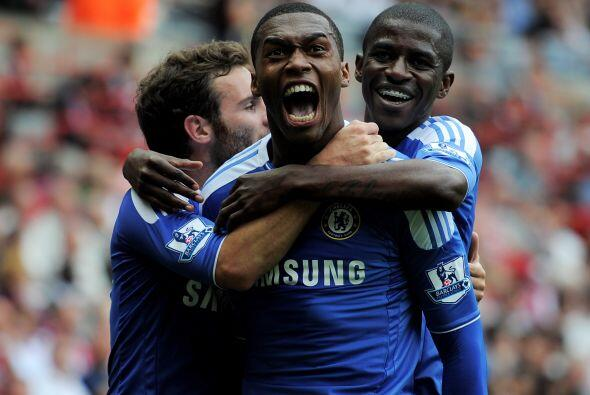 Chelsea encontró el empate en una de sus pocas llegadas.