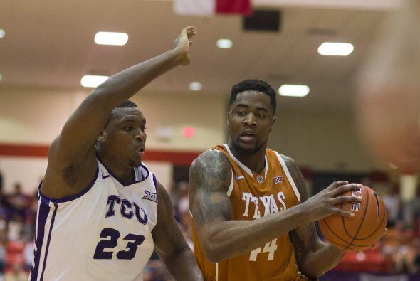 TCU vs UT basketball