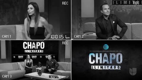 """La escena del primer episodio de 'El Chapo' que dejó """"impactados"""" a Lour..."""