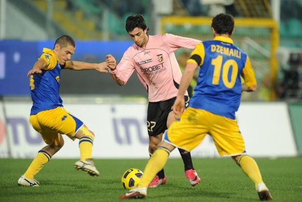 El argentino Javier Pastore, pretendido por muchos clubes europeos, fue...