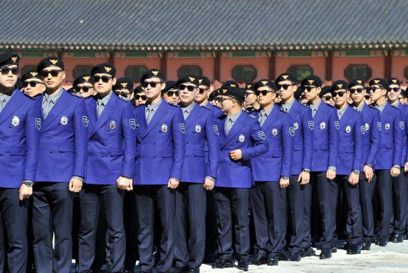 Estos modernos uniformados tienen como finalidad proteger a los turistas...