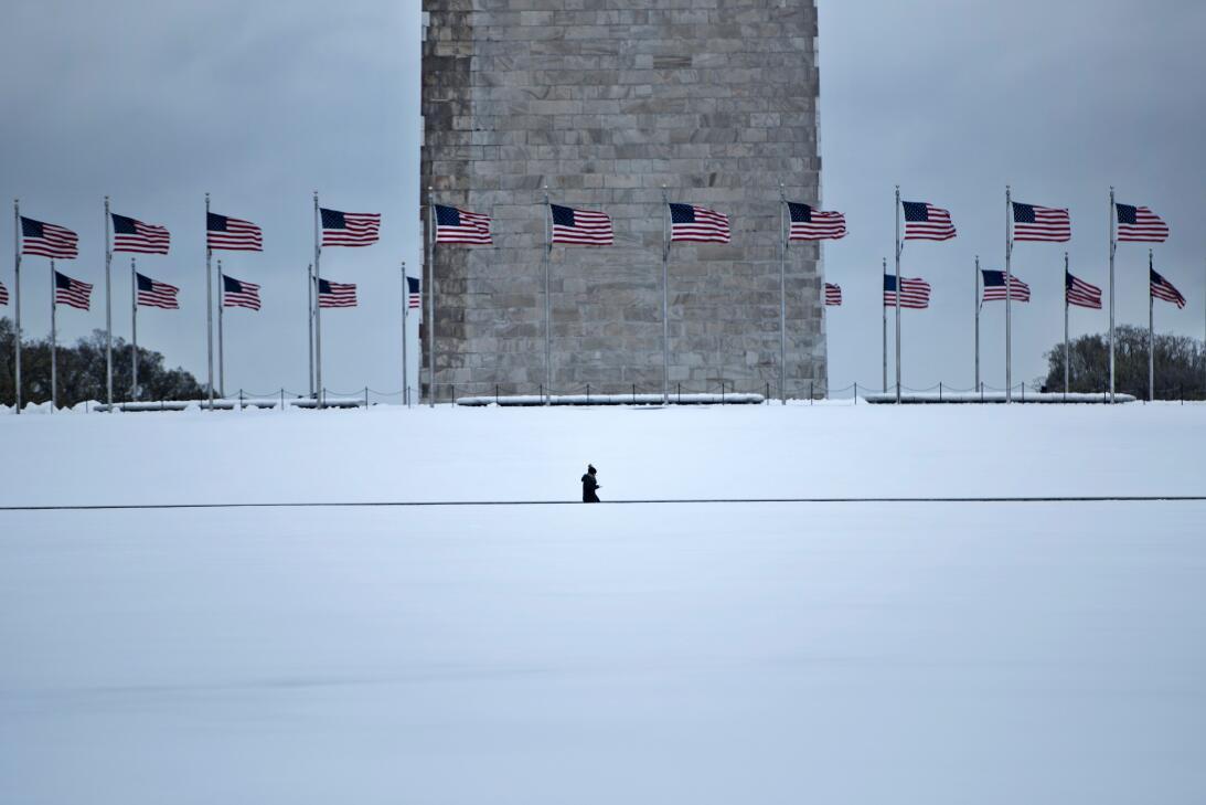 Snow Storm DC