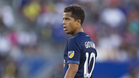 Gio Dos Santos confía en las posibilidades de México y LA Galaxy en 2018.