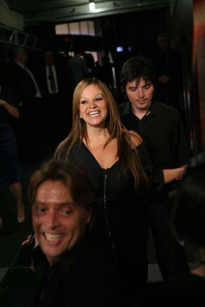 En el 2009 la vimos feliz a pesar del escándalo que se desató con la cir...
