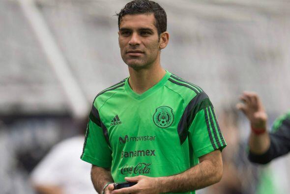 Futbolistas como Rafael Márquez quedaron excluidos del nuevo Tri debido...