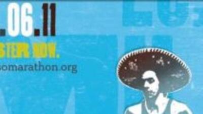 La Qué Buena 97.5 te invita al maratón anual este domingo 6 de Marzo.