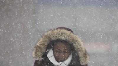 Así debes prepararte para  la primera tormenta invernal del año en el área triestatal