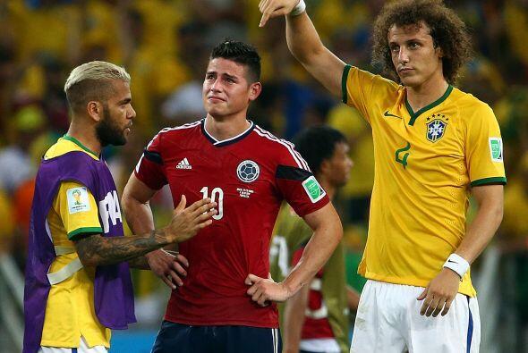 La Copa del Mundo nos dejó una imagen para el recuerdo en la que los jug...
