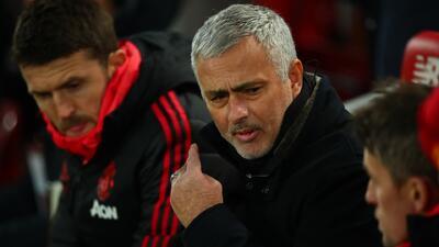 Mourinho desdeña su pasado y rechaza dirigir al Benfica