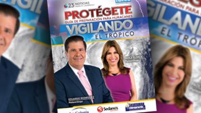 Guía de huracanes Univision 23 Miami - 2016
